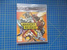 Anarchy Reigns: Limited Edition (PS3) NEU