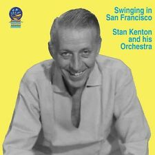 Stan Kenton, Stan Ke - Swinging in San Francisco [New CD]