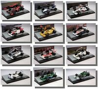 F1, Formula One, Models, Diecast, Metal, 1/43, Scale, New