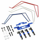 Rc Front And Rear Sway Bar Kit For Slash 2wd 1/10 Car Replacement Parts Tools