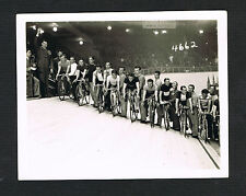 VERY RARE 1935 Jack Dempsey cycling race boxing photo boxer
