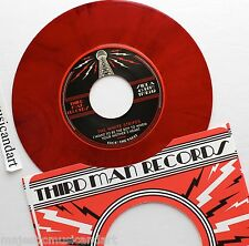 "THE WHITE STRIPES LITTLE ACORNS VAULT ONLY 7"" CRIMSON RED VINYL JACK MINT RARE"