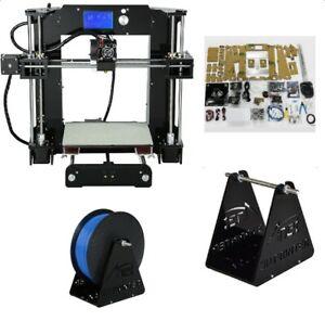 A8 DIY imprimante 3D LCD Screen MK8 Extrudeuse 3D printer - Free PLA -Duty free