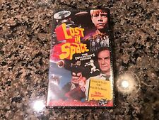 Lost In Space New Sealed VHS! The Black Hole Android Sphere Serenity Pandorum