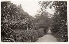 Keepers Cottage Winchmore Hill Woods Nr Enfield  Southgate unused RP old pc