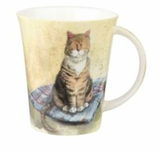 Alex Clark Fine Bone China Flirt Mug - Cats - Blanket