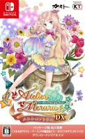 Atelier Merle-Alchemist of Arland-DX Nintendo Switch Japan/Chinese Tracking NEW