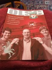 Official Liverpool Supporters Club Exclusive Magazine September 2004