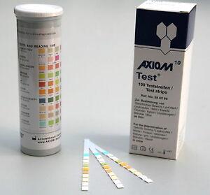 100-500x Urinteststreifen - Urinanalysestreifen - Gesundheitstest 10 Indikatoren