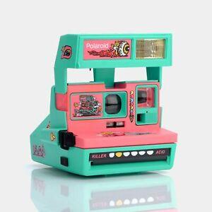 Polaroid Killer Acid 600 Camera
