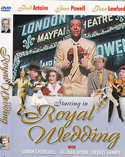 Royal Wedding-1951-Fred Astaire-Movie-DVD