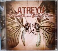Atreyu - Suicide Notes and Butterfly Kisses (Limited Edition With DVD) (CD 2002)