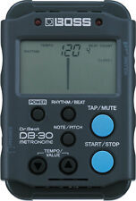 Boss DB-30 Dr Beat Metronome - Black, LCD Screen, Variety Of Rhythms DB30