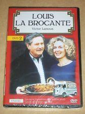 DVD / LOUIS LA BROCANTE N° 2 / 2 EPISODES / NEUF SOUS CELLO