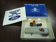 Winross Story of Ford Trucks #7 1937-1938 Innovative