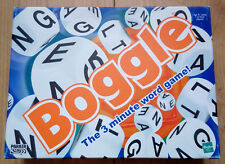 BOGGLE - The 3 Minute Word Game by Parker 2000 - Complete
