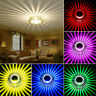 3W Aluminum LED Ceiling Lights Fixture Lighting Lamp Chandelier Home Porch Decor