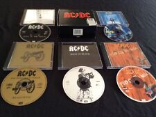 AC/DC BOX SET CD X 5  VOLUME  2  ALBERT PRODUCTIONS  AUSTRALIA  4771042 LONG OOP