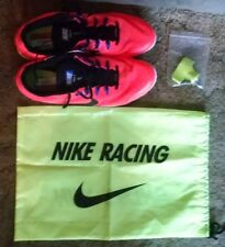 Men's Nike Rival D racing distance shoes; size 13; new.