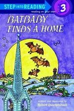 Batbaby Finds a Home (Step-Into-Reading, Step 3), Robert Quackenbush, Good Book