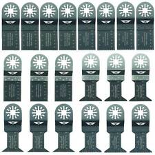 20 X Mix Blades For Fein Multimaster Bosch Aldi Ferrex Multitool Multi Tool