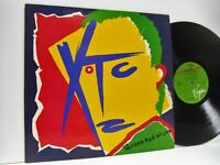 XTC drums and wires LP EX/EX-, V 2129, vinyl, album, uk, 1979, new wave, indie,