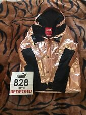 supreme x north face Metallic Rose Gold Jacket Size: Large