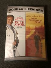 What Dreams May Come (Dvd).1999 Sealed.New.Double Feature.Patch Adams.