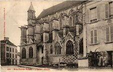 CPA  Brie-Comte-Robert - L'Eglise - Abside    (292714)