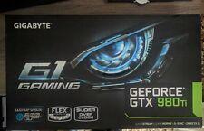 Gigabyte G1 Gaming GeForce GTX 980TI come nuova