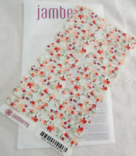 Jamberry JamSquad 0716 0316 32A9 Nail Wrap Full Sheet