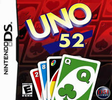 UNO 52 NDS New Nintendo DS