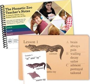 IEW  Phonetic Zoo Budget Pack