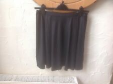 """👀 Miss Selfridge 👀UK 16(44) - Black Length 20"""" Skirt *BNWT-RRP £25.00"""