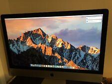 Apple iMac Retina 5K 27-inch 4.0 GHz Core i7 250GB SSD 32GB, Late 2015