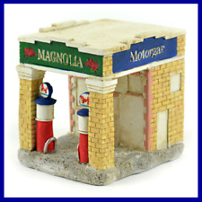 Fairy Garden Fun Magnolia The Retro Gas Station Mini Dollhouse