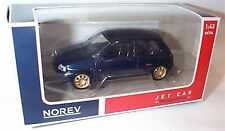 Renault Clio Williams 1993 Dark blue 1-43 Scale Model New in Box