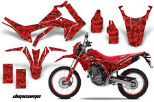 AMR Racing Honda CRF 250L Graphic Decal Number Plate Kit Sticker Part 13-15 DIGI