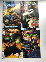 Batman Detective Comics No's 1005 - 1008 NM, 2019 Bundle Deal