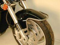 Suzuki M1800 (VZ) R Intruder (From 2006) Fender Guard - Chrome BY HEPCO & BECKER