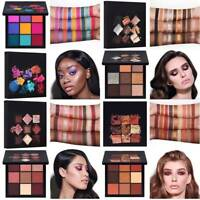 9 Colors BEAUTY Obsessions Eyeshadow Palette Eye Shadow Charm Women Makeup Set