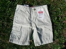 NUOVO Levi's pantaloncini bermuda cargo short bambini 3 anni