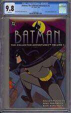 Batman Collected Adventures #2 CGC 9.8 NM/MT DC Comics 1994 Harley Quinn Unicorn