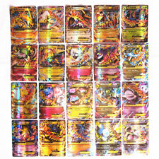 Pokemon TCG 20 MEGA CARDS EX LOT RARE HOLO GUARANTEED Flash Trading Game Cards