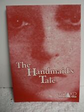 """Wizard Study Guides """"A Handmaids Tale"""" By Margaret Atwood   """"As New"""""""