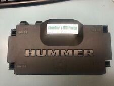 Hummer GM OEM 2006 H3 3.5L-L5 Fuse Relay Box-Upper Cover 15844337