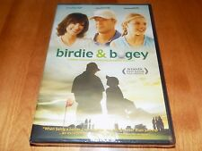 BIRDIE & BOGEY Family Golf Drama Movie Amanda Alch Mike Norris Pure Flix DVD NEW