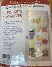 Over The Door 15 Pocket Organizer