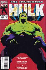 Incredible Hulk #408 - Aug/93 - Gary Frank art