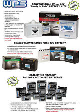 NEW WPS YTX14-BS Battery No Maintenance Free